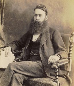 Charles E. Goad - Photo Credit: Vancouver Archives